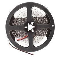 Super Bright 5M 300 LEDs 5630 SMD Non-Waterproof Strip Light Warm White 12V FP