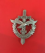 WWII GERMAN MILITARY LUFTWAFFE WITH IRON CROSS EAGLE BADGE with Box