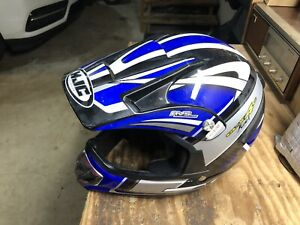 Youth Motocross / Dirtbike Helmet, HJC CL-x4c Size YOUTH L/XL. Great Condition!