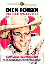 Dick Foran Western Collection - 4 DISC SET (2015, REGION 1 DVD New)