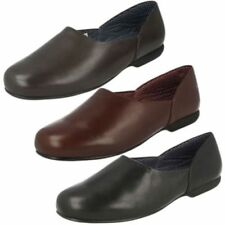 Clarks Leather Slippers for Men