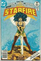 Starfire #7 : Vintage DC Comic : September 1977