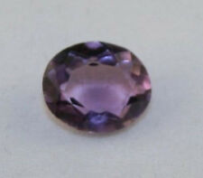 NATURAL PURPLE AMETHYST GEMSTONE FACETED LOOSE OVAL 8X10 2CT GEM AM23E