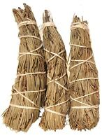 3 Piñon Pine Sage Smudge Stick (House Cleansing Negativity Removal) FREE SHIP