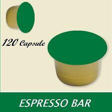 120 Capsule Cialde Caffitaly ESPRESSO BAR compatibili