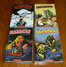 Adventures Into The Unknown Archives Vol. 1, 2, 3, 4, NEW!, Dark Horse Comics