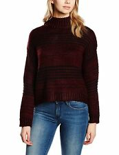 New Look Polo Neck Striped Jumpers & Cardigans for Women