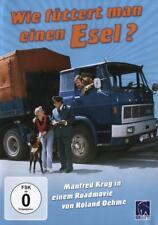 Wie füttert man einen Esel? - DEFA (Manfred Krug) DVD Neu!