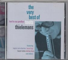 TOOTS THIELEMANS Hard To Say Goodbye Best Of CD  LAURA FYGI QUINCY JONES