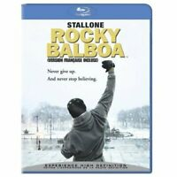 Rocky Balboa Movie On Blu-Ray Brand New