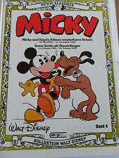 1x Comic Micky Maus Kollektion - Mickys Klassiker - Band 4 (1985)