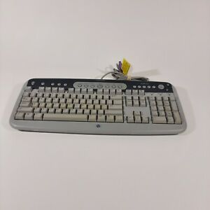 HP 5187-0341 Model SK-2560 Wired PS/2 Internet Ready Keyboard