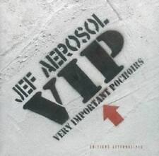 VIP Very Importants Pochoirs - Jef Aerosol - Alternatives