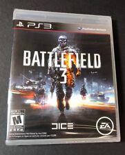 Battlefield 3 [ First Print Black Label ] (PS3) NEW
