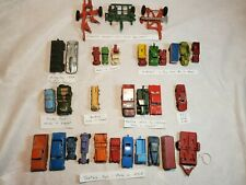 Vintage Tootsietoy Midgetoy & Others Car Jeeps Trailers Trucks Restore Or Parts