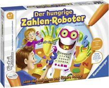 Lernspiel Ravensburger tiptoi 00706 Spielzeug hungrige Zahlenroboter  B-WARE