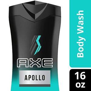 AXE Body Wash for Men Apollo Clean + Fresh 16oz (1 Count)
