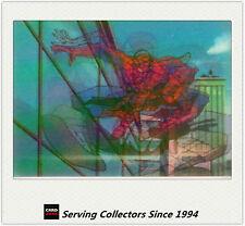 1996 Marvel Motion Trading Cards 3-D Motion card No14 Spider-Man