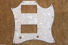 Golpeador Blanco Perlado Epiphone SG Pickguard  3 Capas  Salvapuas Scratchplate