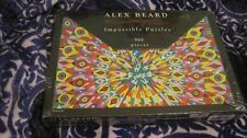 ALEX BEARD IMPOSSIBLE PUZZLES PEACOCK 560 PC PIECE JIGSAW COMPLETE NEW