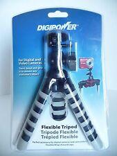 Digipower Digital & Video Camera Flexible Tripod w/ Wrap-Around Legs TPF-MP2