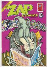 Zap Comix  #6 (1st Printing)    FN/VFN