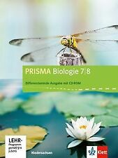 Prisma Biologie. Ausgabe für Niedersachsen - Differ... | Buch | Zustand sehr gut