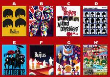 The Beatles John Lennon Paul McCartney Artwork Poster Ref Magnet Collectible
