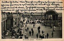 Borkum Wandelhalle, 1921