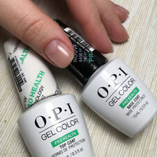 OPI Base + Top coat pro health Set Gelcolor LED UV Soak Off Gel Polish Gellack