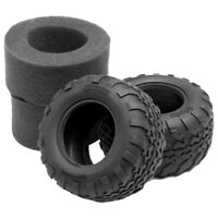 HPI Racing 105282 GT2 Tires D Compound 2.2 inch /109x57mm (2)