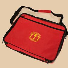 Bahama Kendama BIG Bag- Protective Case Carries 7 Kendamas - Red