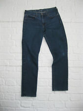 LEVI'S * Women's DEMI CURVE Mid Rise Slim Leg Blue Stretch Denim Jeans * W27 L30
