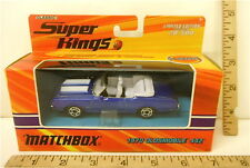 Matchbox Super Kings 1970 Oldsmobile 442 K-204 Diecast 1:43 Scale Sealed NIB