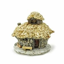 Miniature Dollhouse Fairy Garden Micro Thatched Roof Troll House - Buy 3 Save $5