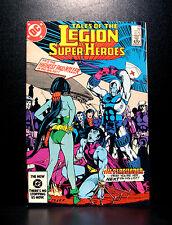 COMICS: DC: Legion of Super-Heroes #318 (1980s), 1st Lady Memory app - (flash)