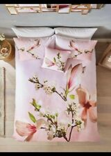 Ted Baker Harmony London Super King Duvet Cover and Two Pillowcases. Excellent!