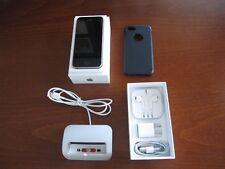 Apple iPhone SE 64GB Space Gray - Factory Unlocked & Bundle!