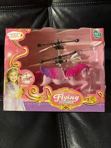 Flying Fairy 🦄 Infrared Induction Control Princess Toy Drone Halloween