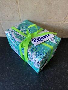 Lush Refresh Gift Set NEW Dirty springwash, Bubble Bar , Bath Bomb Ocean Salt