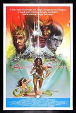 SWORD & THE SORCERER * CineMasterpieces MOVIE POSTER ROLLED NEVER FOLDED 1982