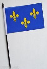 Banner of France Modern Small Hand Waving Flag