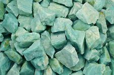 2 Pounds Natural Amazonite Rough from Madagascar - Cabbing, Tumble Rocks, Reiki