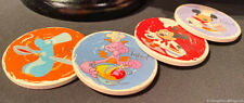 Disney Parks 2020 Epcot Food & Wine Festival All 4 Coasters Figment Mickey Mouse