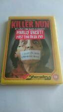 Killer Nun (DVD, 2007) Shameless Screen Entertainment