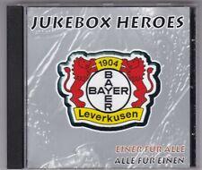 JUKEBOX HEROES - EINER FÜR ALLE ALLE FÜR EINEN - BAYER LEVERKUSEN - 4 TRACK MCD