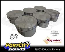 Hypatec Piston set for Holden Commodore 3.8L V6 Ecotec 5.0c dish PHO3800L-1H
