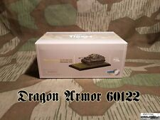 #119 Dragon Armor 60122 Tiger I late production w/Zimmerit, 1./s.pz.abt.102 1:72