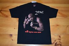2Pac Tupac All Eyez On Me T-Shirt  Death Row Records sz. L 2005