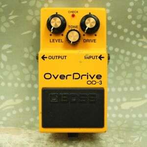 BOSS OD-3 Over Drive Guitar effect pedal (DR17903)
